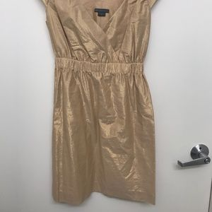 Dresses - Golden Dress Armani